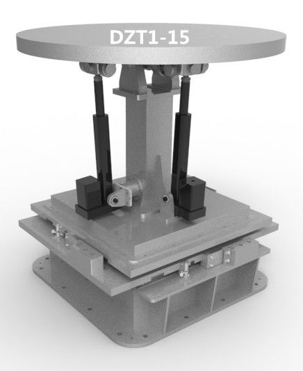Single Axis Position / Rate / Swing Test Table With 25 kg Load Bearing Capability